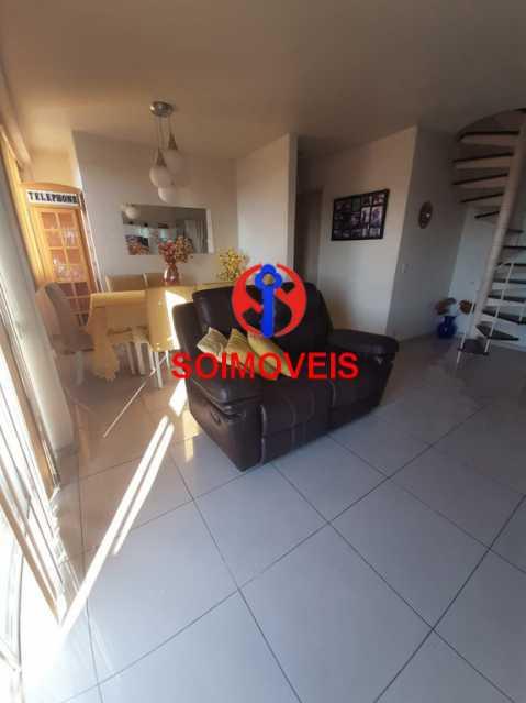 1-sl10 - Cobertura 2 quartos à venda Riachuelo, Rio de Janeiro - R$ 422.000 - TJCO20025 - 10
