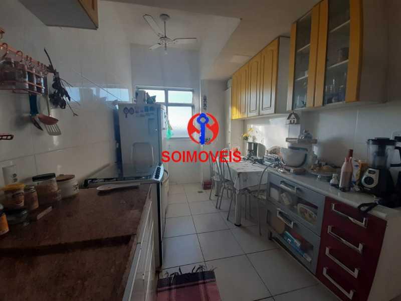4-coz - Cobertura 2 quartos à venda Riachuelo, Rio de Janeiro - R$ 422.000 - TJCO20025 - 17