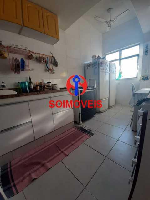 4-coz2 - Cobertura 2 quartos à venda Riachuelo, Rio de Janeiro - R$ 422.000 - TJCO20025 - 18