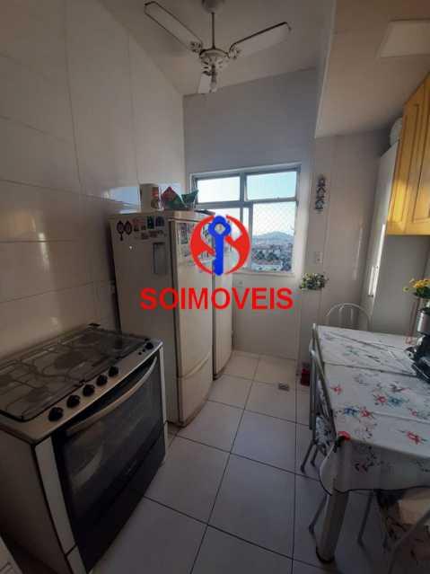 4-coz3 - Cobertura 2 quartos à venda Riachuelo, Rio de Janeiro - R$ 422.000 - TJCO20025 - 19
