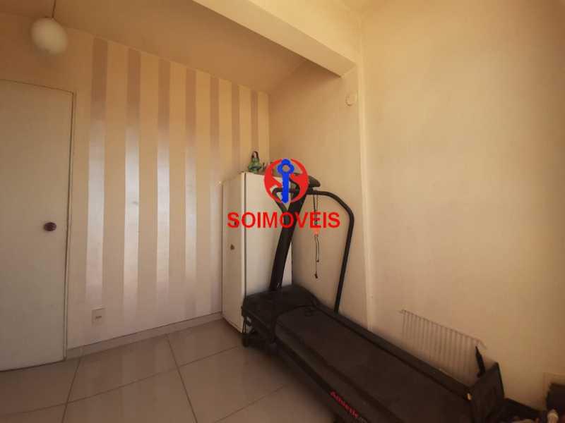 6-saleta - Cobertura 2 quartos à venda Riachuelo, Rio de Janeiro - R$ 422.000 - TJCO20025 - 21