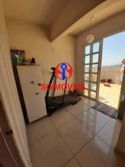 6-saleta2 - Cobertura 2 quartos à venda Riachuelo, Rio de Janeiro - R$ 422.000 - TJCO20025 - 22