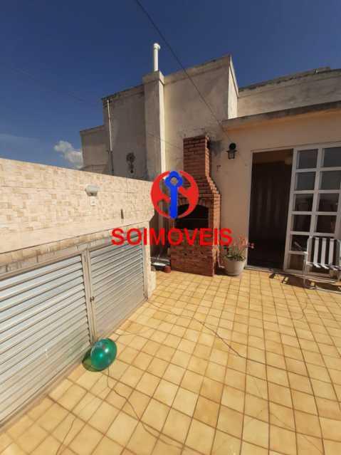 9-terr3 - Cobertura 2 quartos à venda Riachuelo, Rio de Janeiro - R$ 422.000 - TJCO20025 - 28