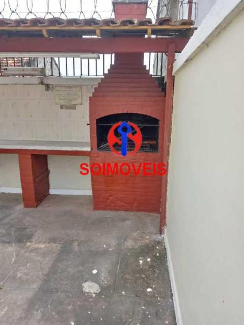 10-churraspred - Cobertura 2 quartos à venda Riachuelo, Rio de Janeiro - R$ 422.000 - TJCO20025 - 30