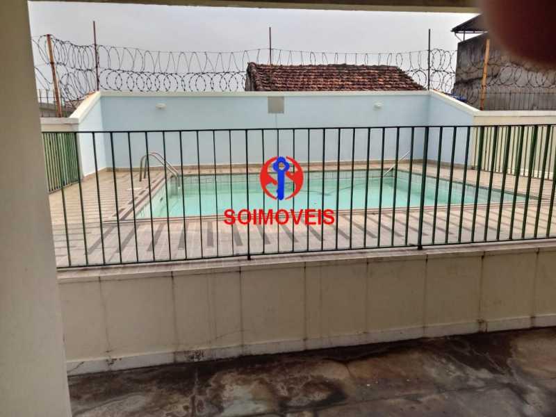 10-pisc - Cobertura 2 quartos à venda Riachuelo, Rio de Janeiro - R$ 422.000 - TJCO20025 - 31