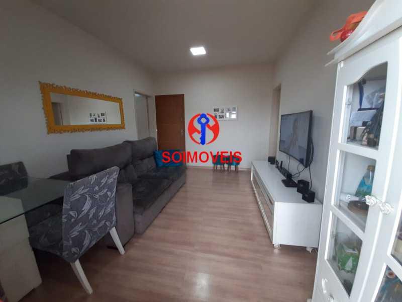 1-sl - Apartamento 2 quartos à venda Riachuelo, Rio de Janeiro - R$ 230.000 - TJAP21190 - 1