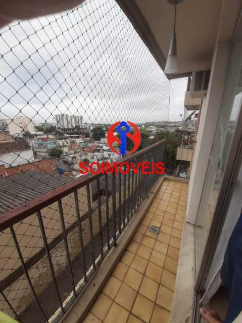 1-var - Apartamento 2 quartos à venda Riachuelo, Rio de Janeiro - R$ 230.000 - TJAP21190 - 3