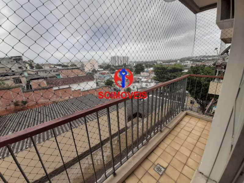 1-var2 - Apartamento 2 quartos à venda Riachuelo, Rio de Janeiro - R$ 230.000 - TJAP21190 - 4