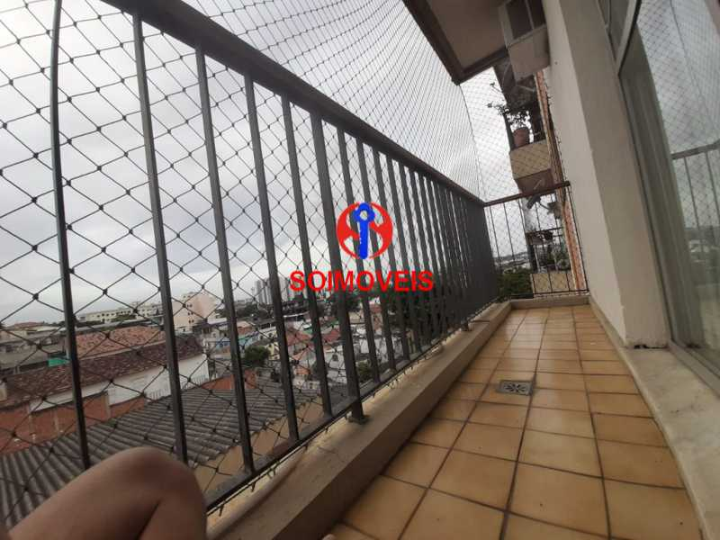 1-var3 - Apartamento 2 quartos à venda Riachuelo, Rio de Janeiro - R$ 230.000 - TJAP21190 - 5