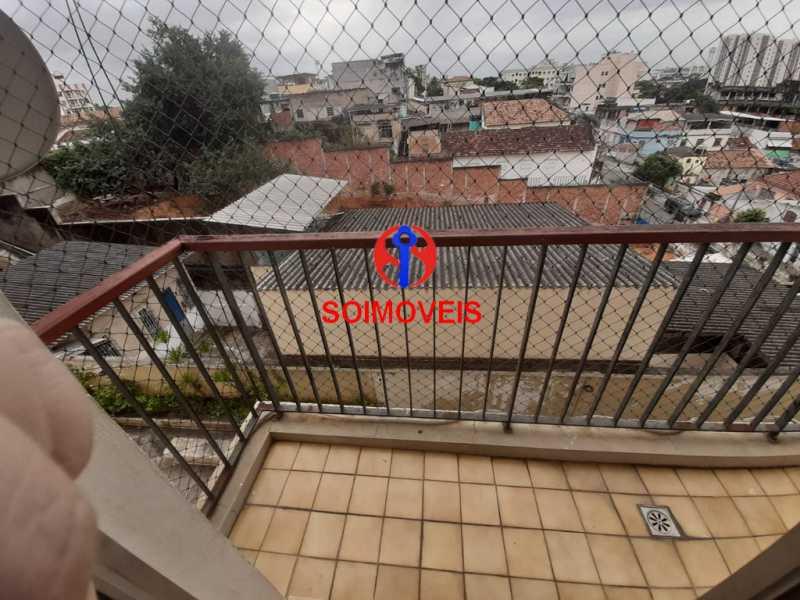 1-var4 - Apartamento 2 quartos à venda Riachuelo, Rio de Janeiro - R$ 230.000 - TJAP21190 - 6