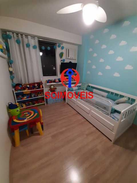 2-2qto - Apartamento 2 quartos à venda Riachuelo, Rio de Janeiro - R$ 230.000 - TJAP21190 - 10