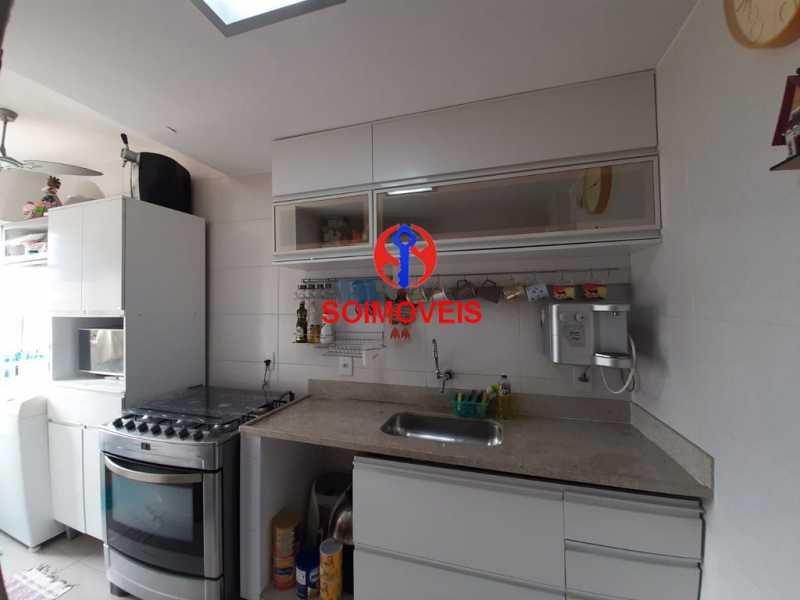 4-coz - Apartamento 2 quartos à venda Riachuelo, Rio de Janeiro - R$ 230.000 - TJAP21190 - 16