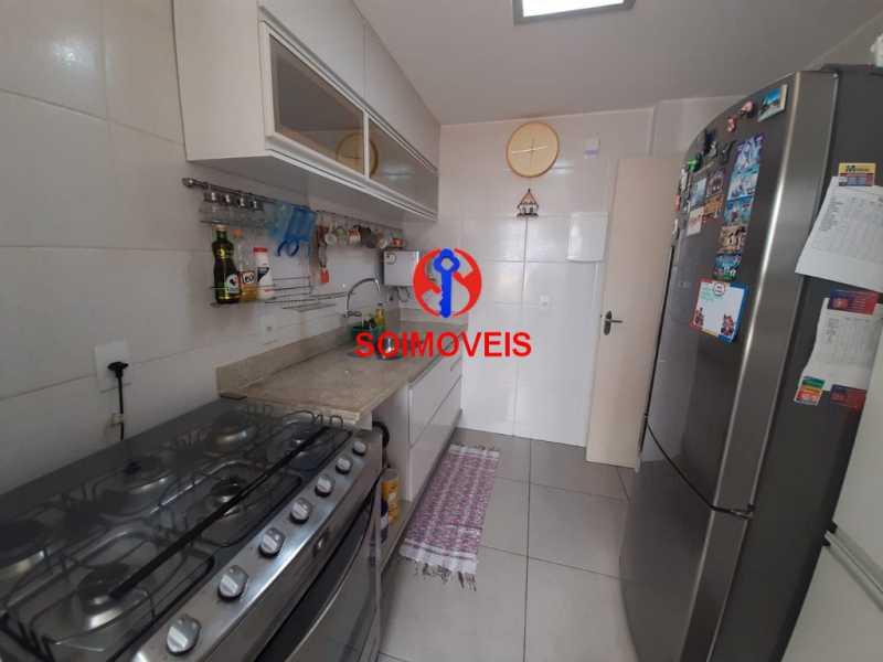 4-coz2 - Apartamento 2 quartos à venda Riachuelo, Rio de Janeiro - R$ 230.000 - TJAP21190 - 17