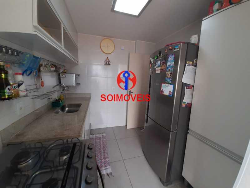 4-coz3 - Apartamento 2 quartos à venda Riachuelo, Rio de Janeiro - R$ 230.000 - TJAP21190 - 18