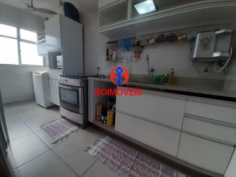 4-coz4 - Apartamento 2 quartos à venda Riachuelo, Rio de Janeiro - R$ 230.000 - TJAP21190 - 19