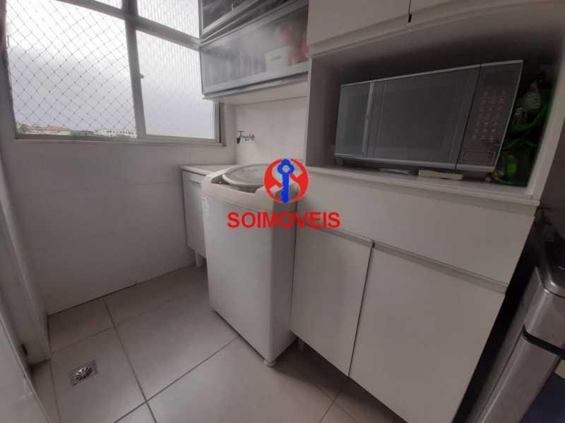 5-ar - Apartamento 2 quartos à venda Riachuelo, Rio de Janeiro - R$ 230.000 - TJAP21190 - 20