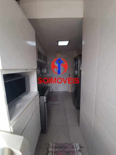 5-ar2 - Apartamento 2 quartos à venda Riachuelo, Rio de Janeiro - R$ 230.000 - TJAP21190 - 21