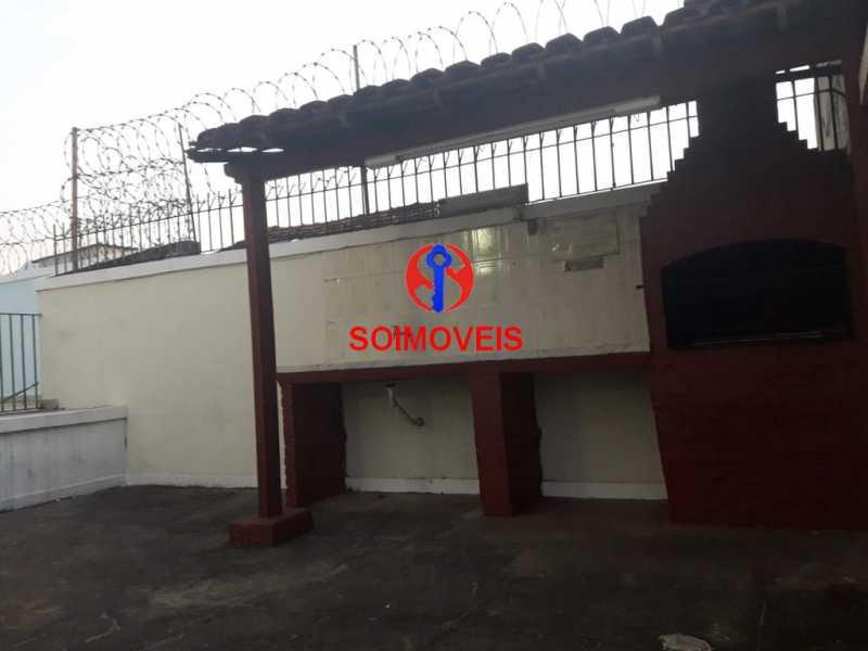 6-churras - Apartamento 2 quartos à venda Riachuelo, Rio de Janeiro - R$ 230.000 - TJAP21190 - 25