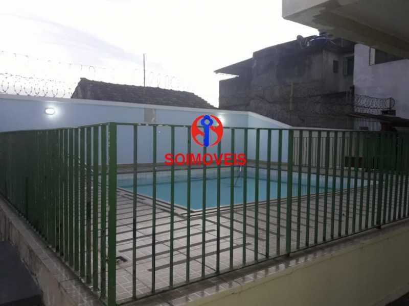6-pisc - Apartamento 2 quartos à venda Riachuelo, Rio de Janeiro - R$ 230.000 - TJAP21190 - 27