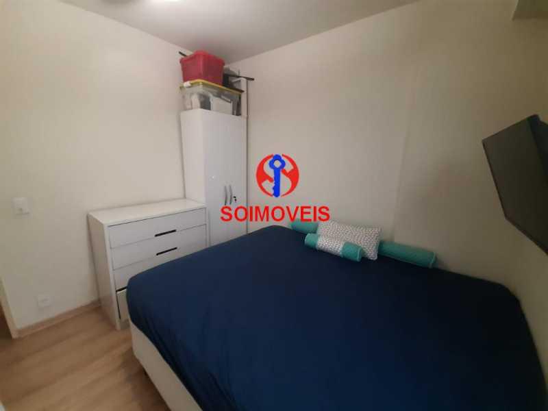 2-1qto - Apartamento 2 quartos à venda Riachuelo, Rio de Janeiro - R$ 230.000 - TJAP21190 - 7