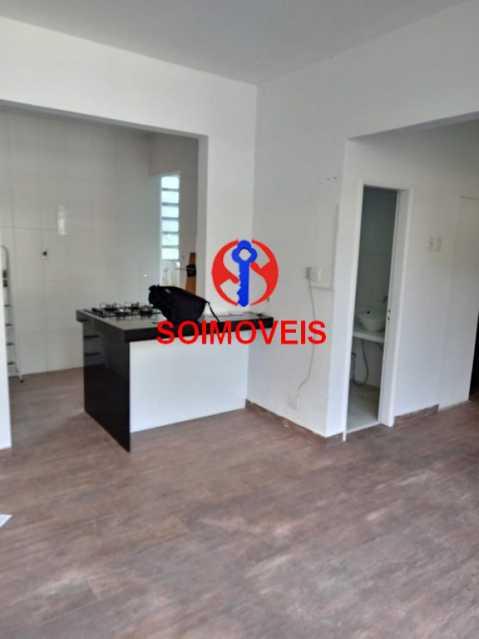 1-sl2 - Apartamento 1 quarto à venda Grajaú, Rio de Janeiro - R$ 320.000 - TJAP10266 - 3