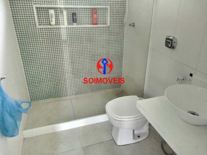 3-bhs - Apartamento 1 quarto à venda Grajaú, Rio de Janeiro - R$ 320.000 - TJAP10266 - 6