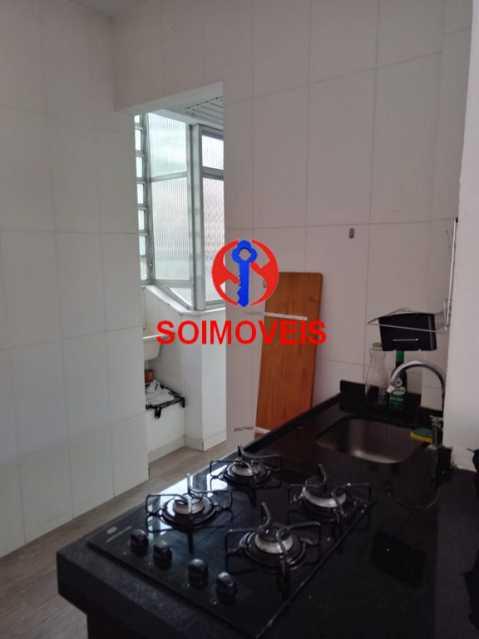 3-coz2 - Apartamento 1 quarto à venda Grajaú, Rio de Janeiro - R$ 320.000 - TJAP10266 - 8