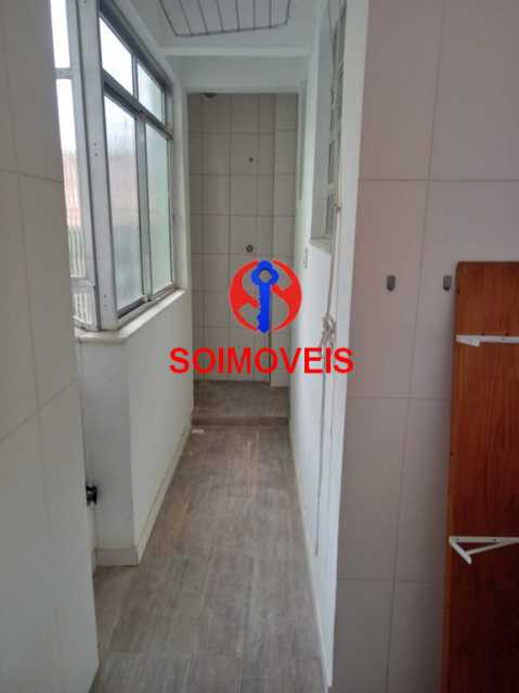 4-ar - Apartamento 1 quarto à venda Grajaú, Rio de Janeiro - R$ 320.000 - TJAP10266 - 9