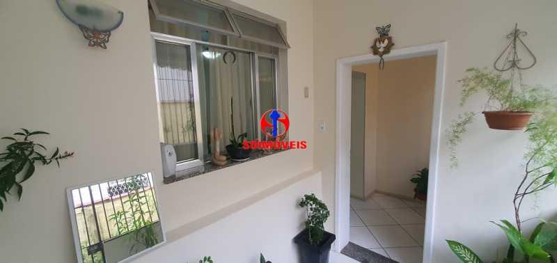 VARANDA - Apartamento 3 quartos à venda Todos os Santos, Rio de Janeiro - R$ 320.000 - TJAP30537 - 5