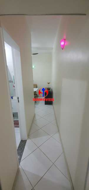 CORREDOR - Apartamento 3 quartos à venda Todos os Santos, Rio de Janeiro - R$ 320.000 - TJAP30537 - 8