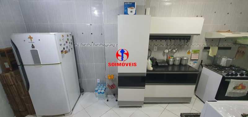 COZINHA - Apartamento 3 quartos à venda Todos os Santos, Rio de Janeiro - R$ 320.000 - TJAP30537 - 9