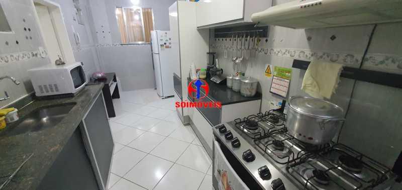 COZINHA - Apartamento 3 quartos à venda Todos os Santos, Rio de Janeiro - R$ 320.000 - TJAP30537 - 11
