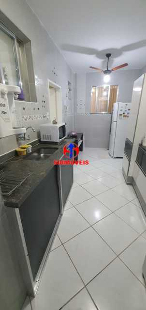 COZINHA - Apartamento 3 quartos à venda Todos os Santos, Rio de Janeiro - R$ 320.000 - TJAP30537 - 12