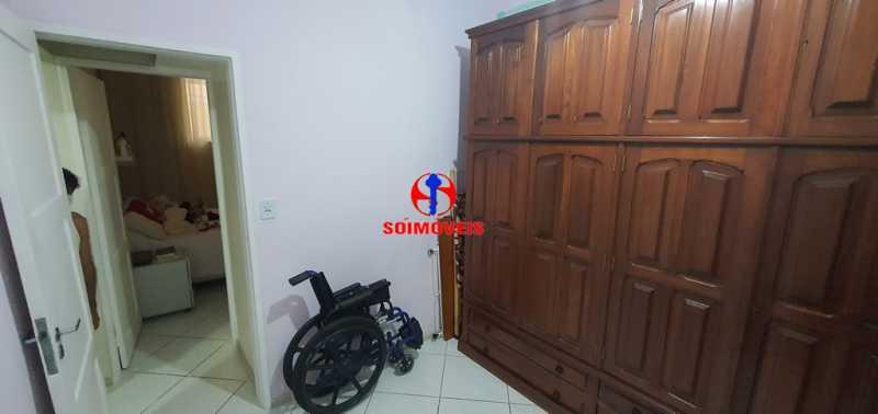 QUARTO - Apartamento 3 quartos à venda Todos os Santos, Rio de Janeiro - R$ 320.000 - TJAP30537 - 24