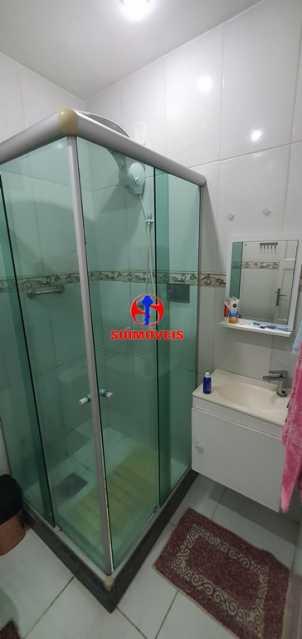 BANHEIRO SOCIAL - Apartamento 3 quartos à venda Todos os Santos, Rio de Janeiro - R$ 320.000 - TJAP30537 - 27