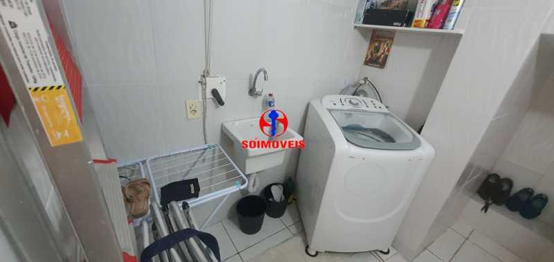ÁREA DE SERVIÇO - Apartamento 3 quartos à venda Todos os Santos, Rio de Janeiro - R$ 320.000 - TJAP30537 - 28