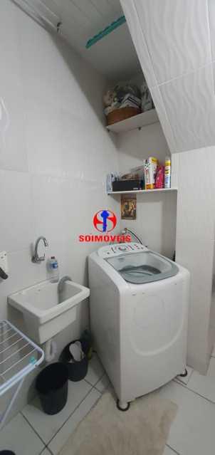 ÁREA DE SERVIÇO - Apartamento 3 quartos à venda Todos os Santos, Rio de Janeiro - R$ 320.000 - TJAP30537 - 29