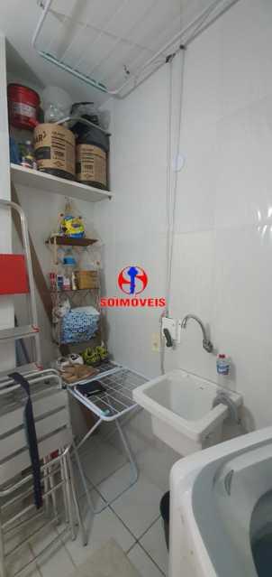 ÁREA DE SERVIÇO - Apartamento 3 quartos à venda Todos os Santos, Rio de Janeiro - R$ 320.000 - TJAP30537 - 30