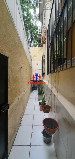 PEQUENA ÁREA TIPO CORREDOR - Apartamento 3 quartos à venda Todos os Santos, Rio de Janeiro - R$ 320.000 - TJAP30537 - 31