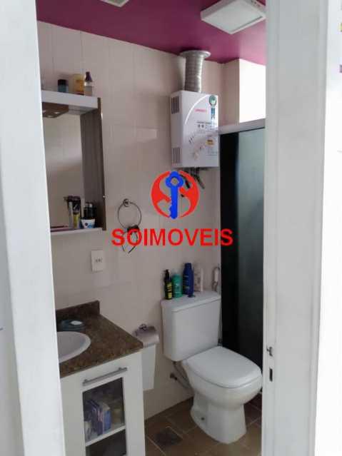 Banheiro suíte - Apartamento 3 quartos à venda São Francisco Xavier, Rio de Janeiro - R$ 450.000 - TJAP30539 - 8