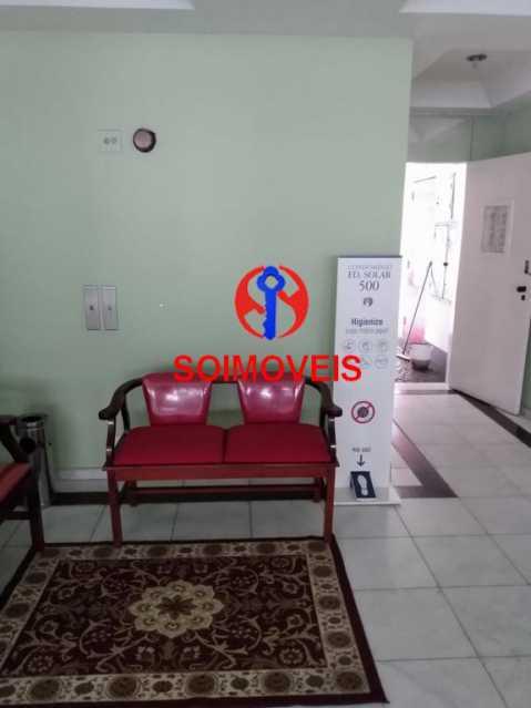 Hall do condomínio  - Apartamento 3 quartos à venda São Francisco Xavier, Rio de Janeiro - R$ 450.000 - TJAP30539 - 27