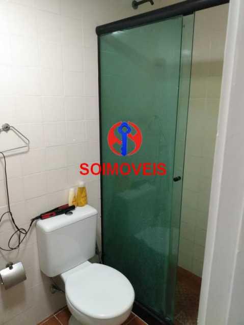 Banheiro social - Apartamento 3 quartos à venda São Francisco Xavier, Rio de Janeiro - R$ 450.000 - TJAP30539 - 17