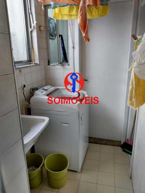 Área de serviço - Apartamento 3 quartos à venda São Francisco Xavier, Rio de Janeiro - R$ 450.000 - TJAP30539 - 18