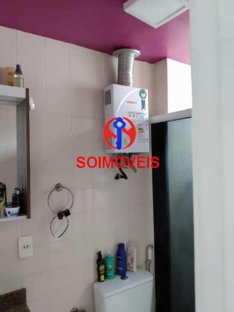 Banheiro suíte - Apartamento 3 quartos à venda São Francisco Xavier, Rio de Janeiro - R$ 450.000 - TJAP30539 - 9