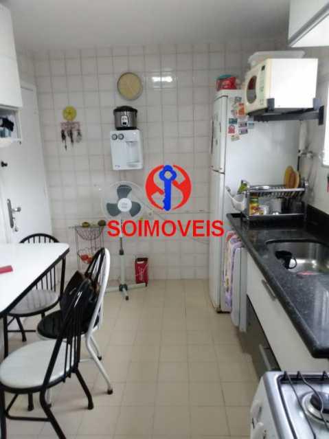 Cozinha - Apartamento 3 quartos à venda São Francisco Xavier, Rio de Janeiro - R$ 450.000 - TJAP30539 - 15
