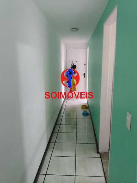 Acesso aos quartos - Apartamento 3 quartos à venda São Francisco Xavier, Rio de Janeiro - R$ 450.000 - TJAP30539 - 5