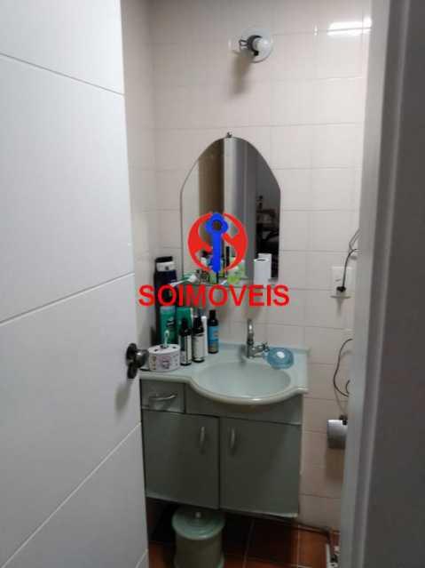 Banheiro social  - Apartamento 3 quartos à venda São Francisco Xavier, Rio de Janeiro - R$ 450.000 - TJAP30539 - 16