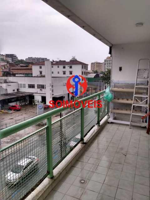 Varanda - Apartamento 3 quartos à venda São Francisco Xavier, Rio de Janeiro - R$ 450.000 - TJAP30539 - 19