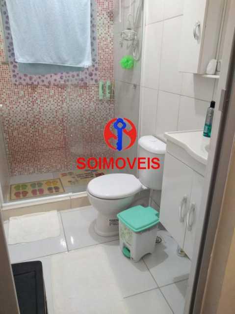 2-bhs - Apartamento 1 quarto à venda Quintino Bocaiúva, Rio de Janeiro - R$ 115.000 - TJAP10268 - 4
