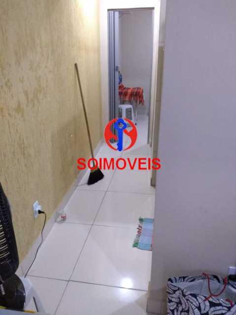 2-circ - Apartamento 1 quarto à venda Quintino Bocaiúva, Rio de Janeiro - R$ 115.000 - TJAP10268 - 5